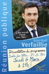 Grande réunion publique - Présentation du programme @ Salle des Fêtes | Marly | Nord-Pas-de-Calais | France